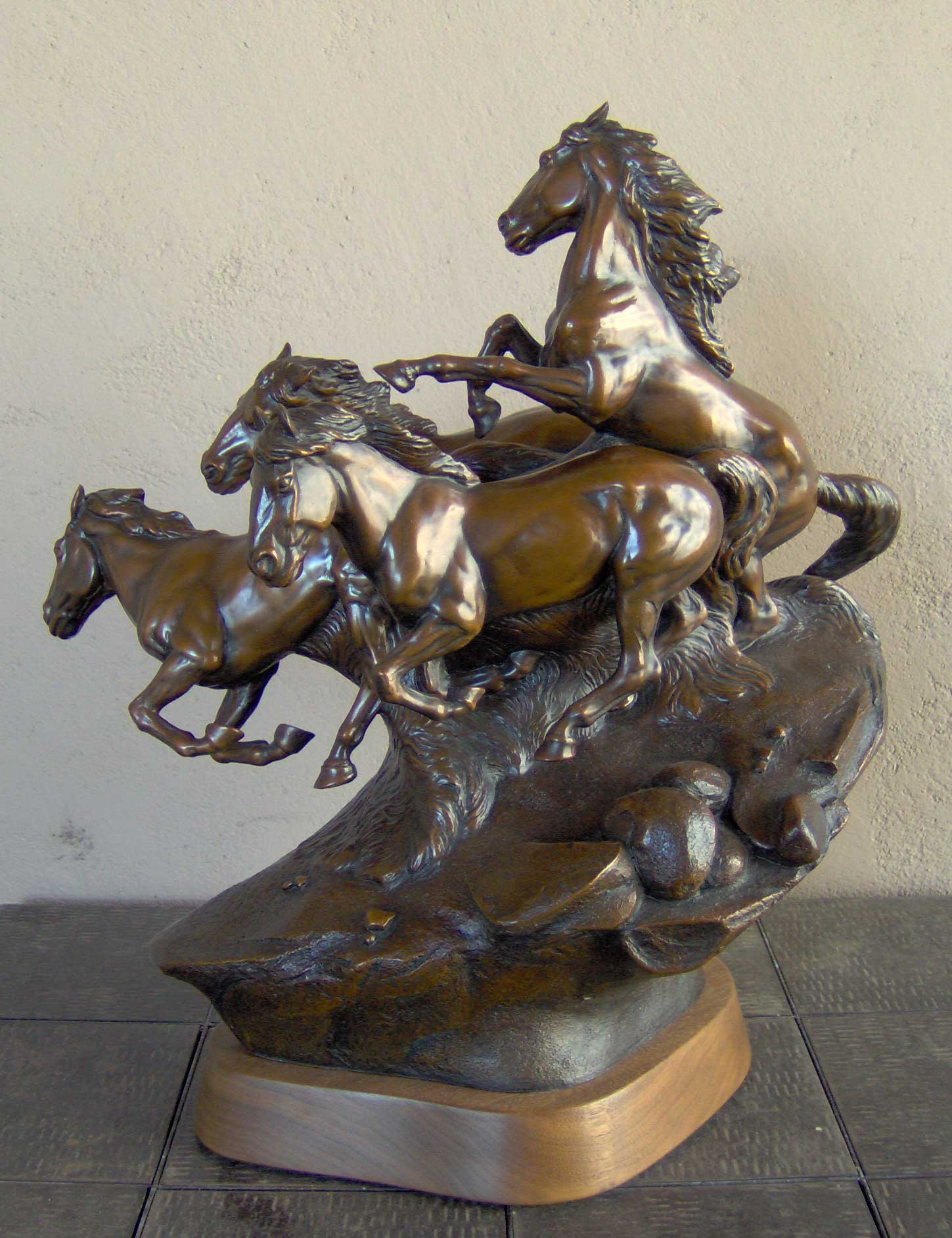 Dreams of Wild Horses by  Kevin McCarthy - Masterpiece Online