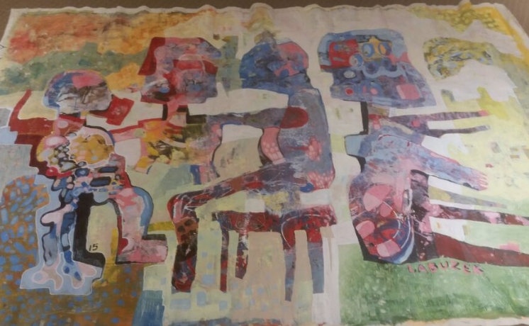Untitled 1 by  Dariusz Labuzek - Masterpiece Online