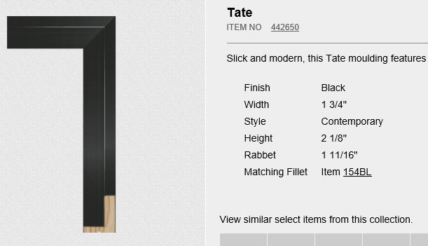 Tate Bl GW by  Larson Juhl  - Masterpiece Online