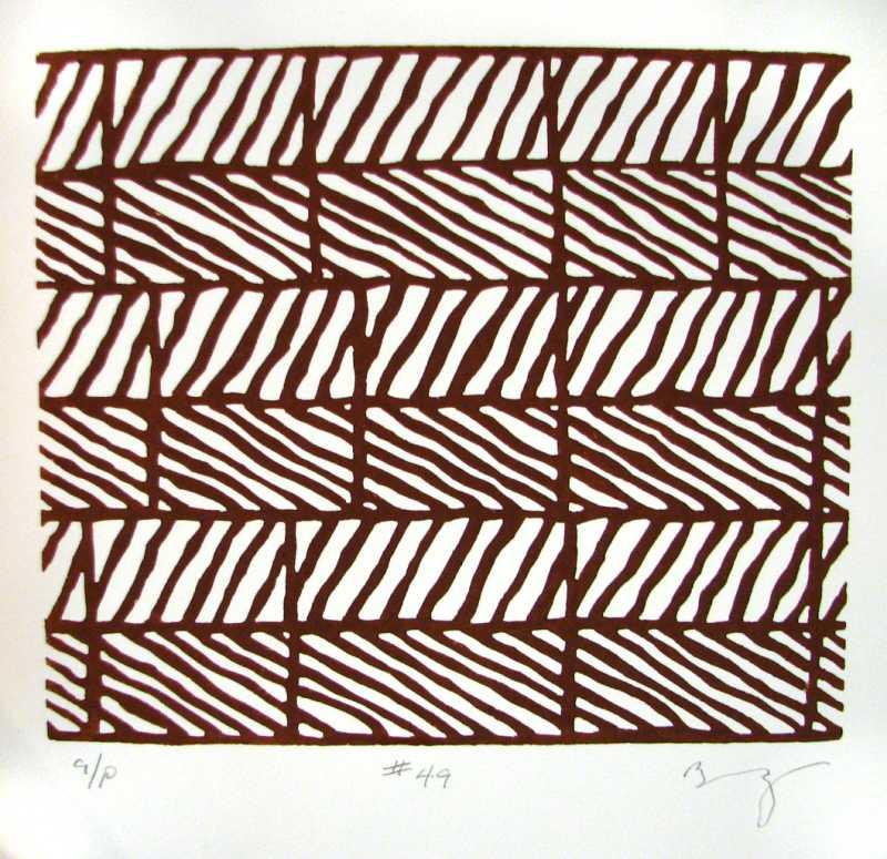 #49 (Brown) by  Brendt Berger - Masterpiece Online