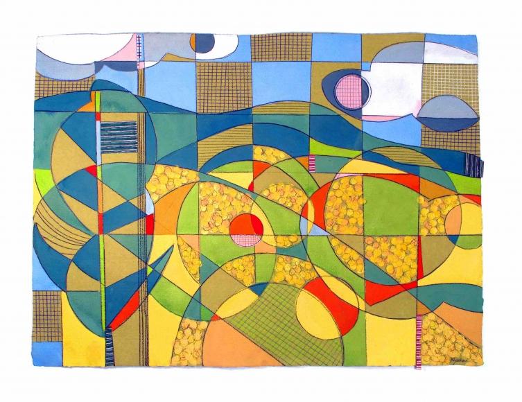 AUTUMN ASPENS by  Sheryl Zacharia - Masterpiece Online