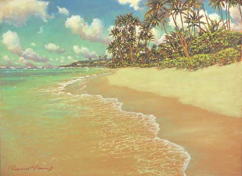 Segawa Commission 1 by  Russell Lowrey - Masterpiece Online