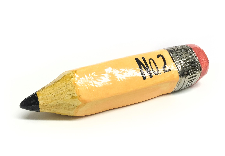 No. 2 Pencil 1