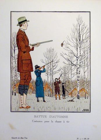 Battue d'automne by    - Masterpiece Online