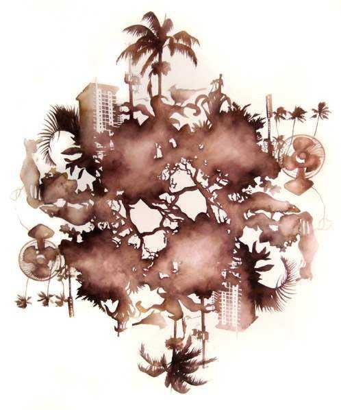 Island by  Gigi Carabelli - Masterpiece Online