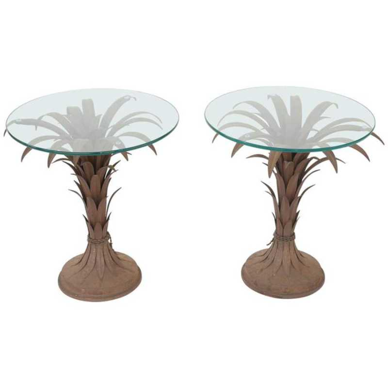 Pair of Iron Palm Acc... by  Italian  - Masterpiece Online