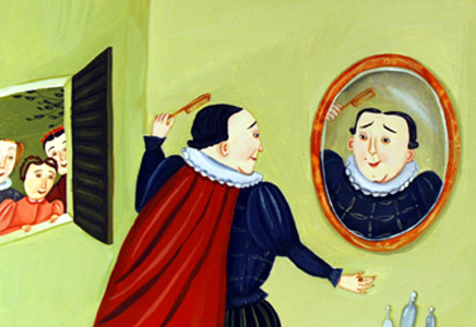 Mirror by  Giselle Potter - Masterpiece Online
