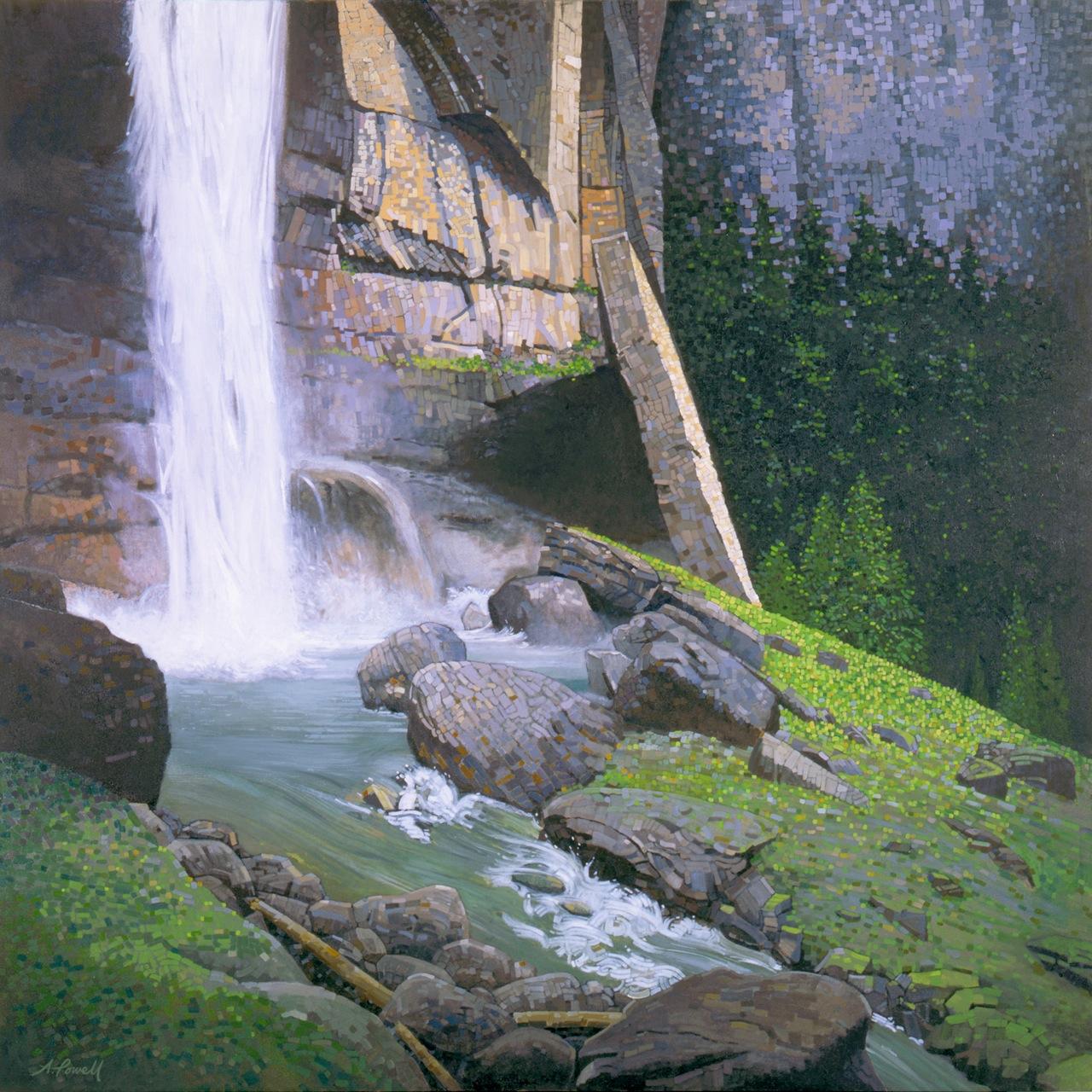 Pride of Telluride by  Allen Powell - Masterpiece Online