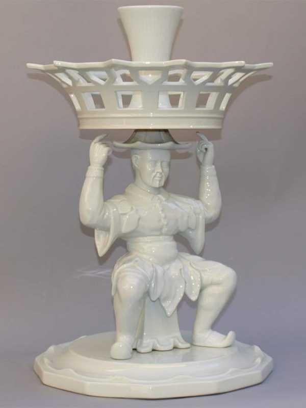Blanc de Chine Figura... by  Portuguese  - Masterpiece Online