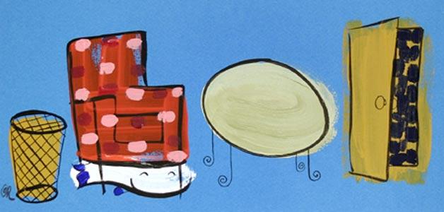 Whaley Whale Is Hiding  by  Chris Raschka