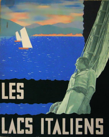 Les lacs italiens by    - Masterpiece Online