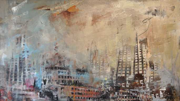 City II by  Will Goodyear - Masterpiece Online