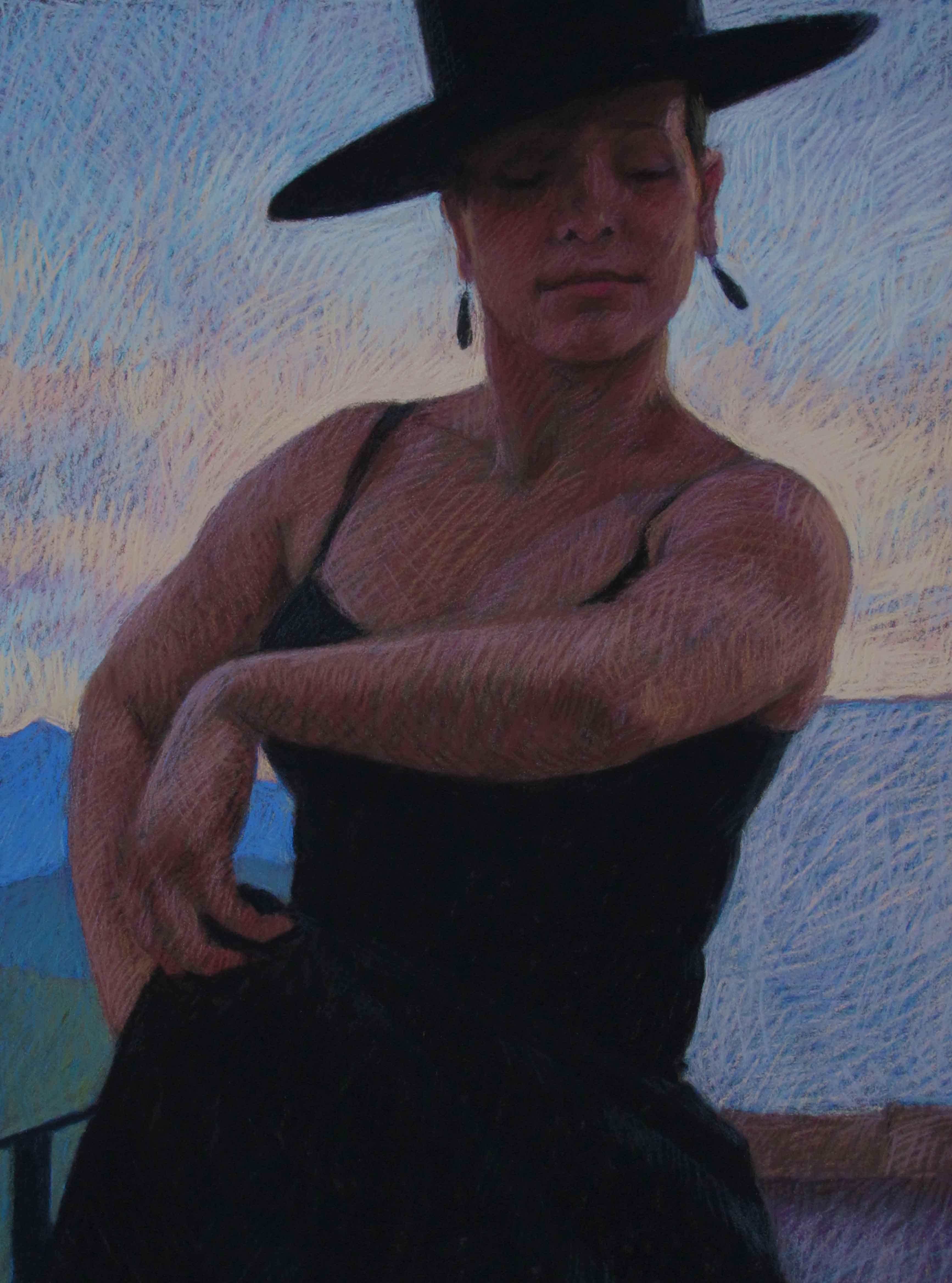 Mi Sombrero by  Melissa Hefferlin - Masterpiece Online