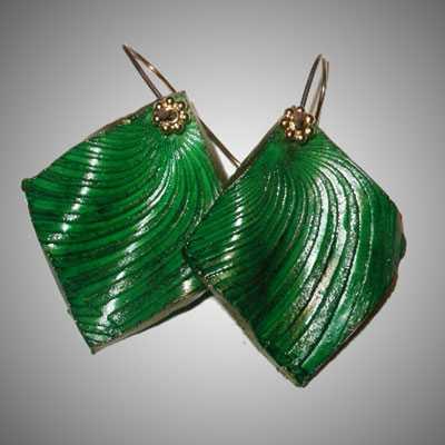 TA7431 Green Waves Ea... by  Terrie Allen - Masterpiece Online