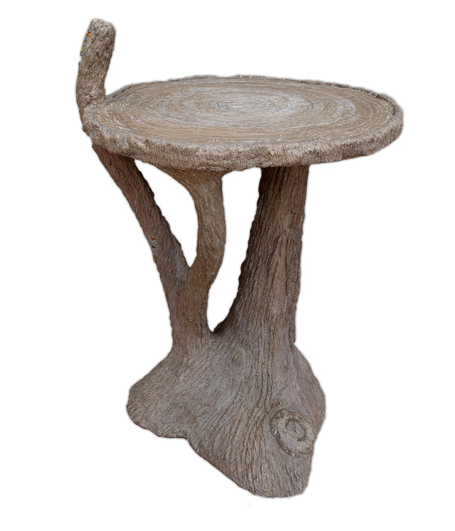 Woodsman's Side Table by  Frank Marquette - Masterpiece Online