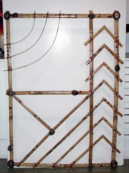 Stick Map #7 by  Steven Rosenthal - Masterpiece Online
