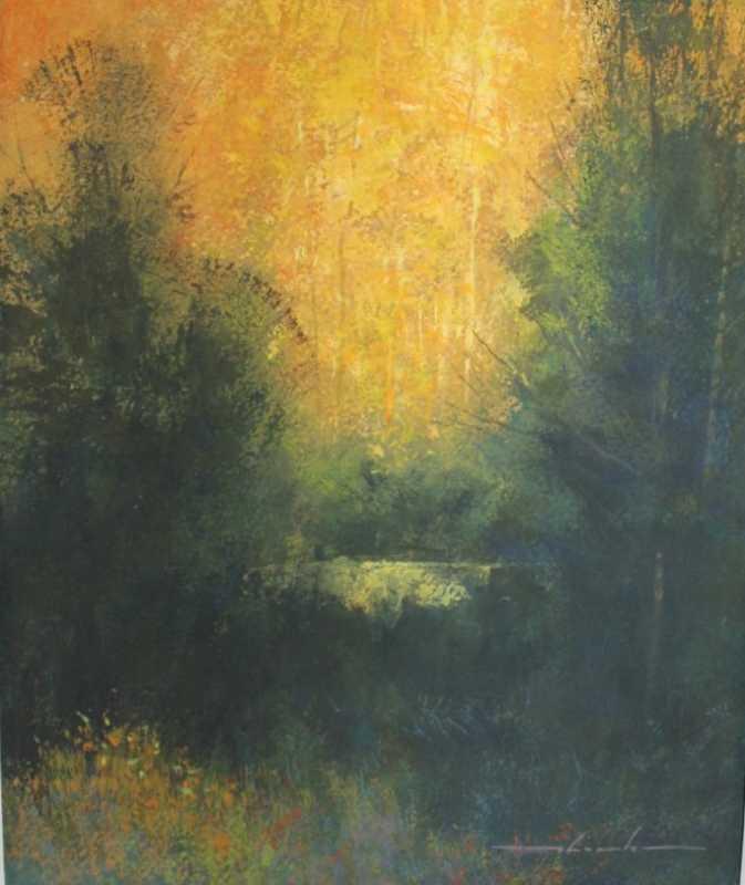 Autumn Woods by  William Thomson - Masterpiece Online
