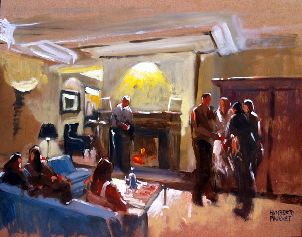Studio by  Humberto Pinochet - Masterpiece Online