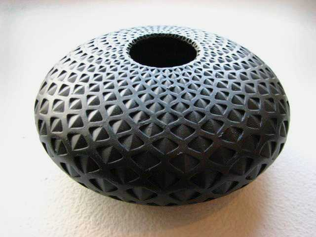 Small Black Mandala by  Michael Wisner - Masterpiece Online