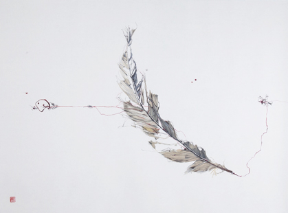 Wú Tí 8 by  Nissa Kauppila - Masterpiece Online