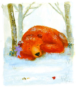 Hiding Bear by  Tiphanie Beeke - Masterpiece Online