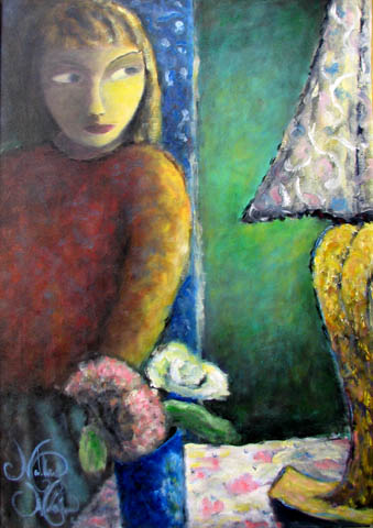 A Girls Crush by  Matthew Morillo - Masterpiece Online
