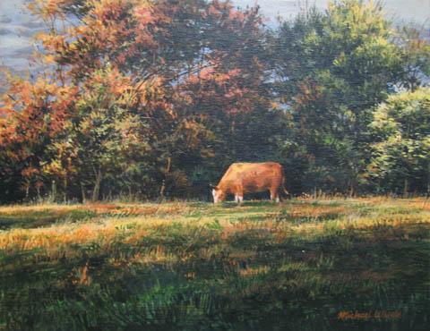 Orangie by  Michael Wheeler - Masterpiece Online