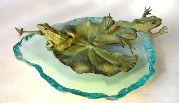A Splash of Green by  Neil Clifford - Masterpiece Online