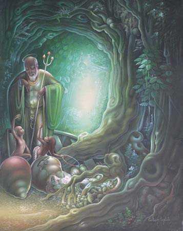 Agoue (St Pierre) by  Carlo JEAN BAPTISTE - Masterpiece Online