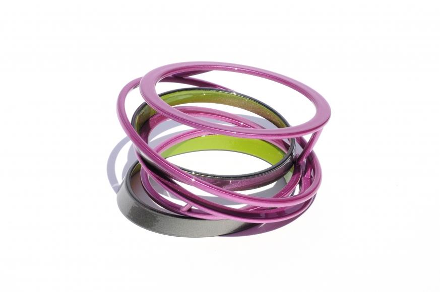 Slipstream-Bracelet #... by  Rachelle Thiewes - Masterpiece Online