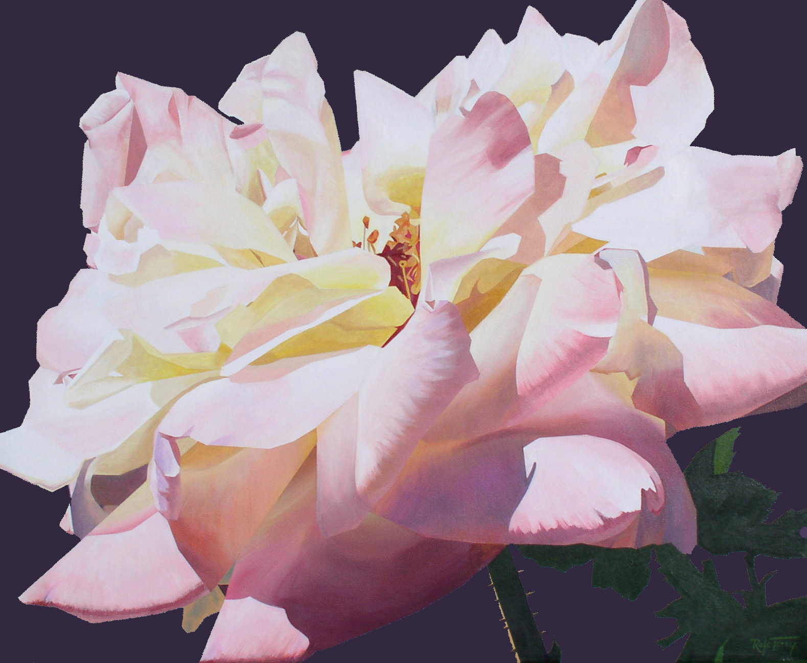 Beauty is the Rose by  Rafe Terry - Masterpiece Online