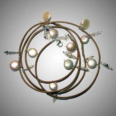 TA6842 Pearl Wrapabout by  Terrie Allen - Masterpiece Online