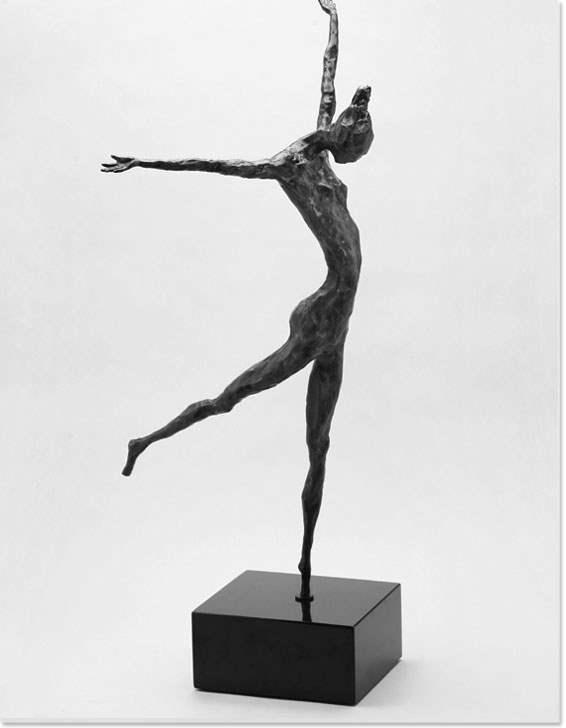 Tall Dancer by  Don Wilks - Masterpiece Online