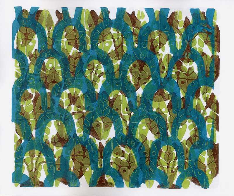 Multicolor 23 (2010) by  Brendt Berger - Masterpiece Online