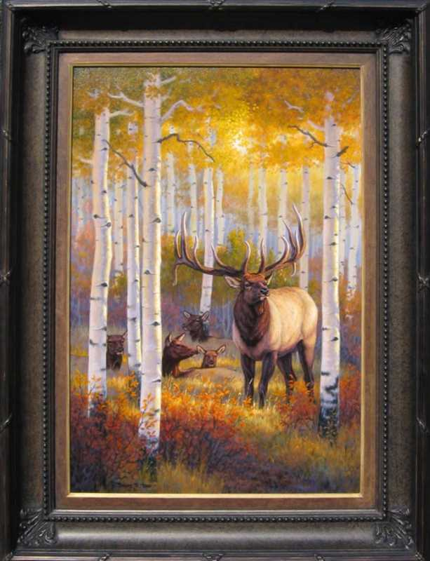 Aspen Retreat by  Brent Todd - Masterpiece Online