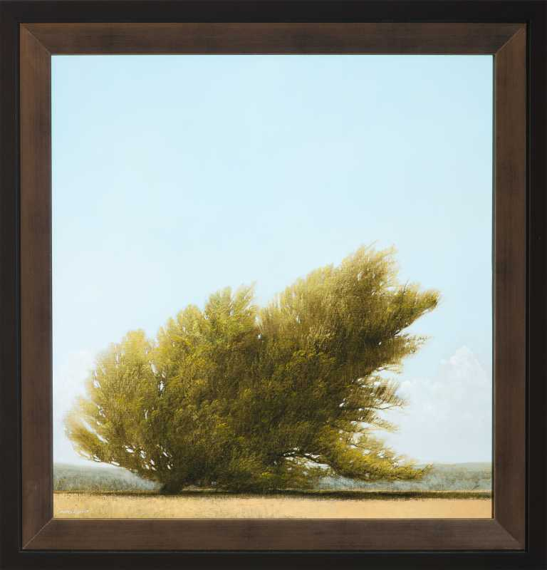 Leaning Tree by  Robert Marchessault - Masterpiece Online