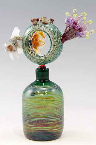 Perfume/Ring Fish wit... by  Laurie Young & Christian Arnold - Masterpiece Online