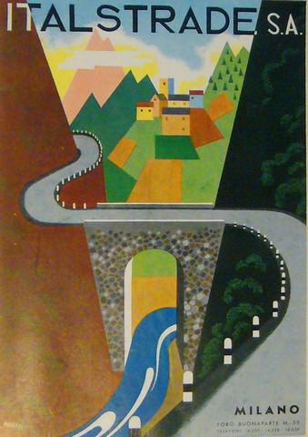 Italstrade (bridge- m... by   Angoletta - Masterpiece Online