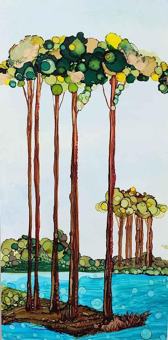 Trees of Grayton I