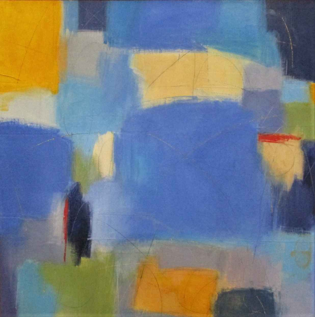Unknown ( blue mix #2... by  Carolyn Cole - Masterpiece Online