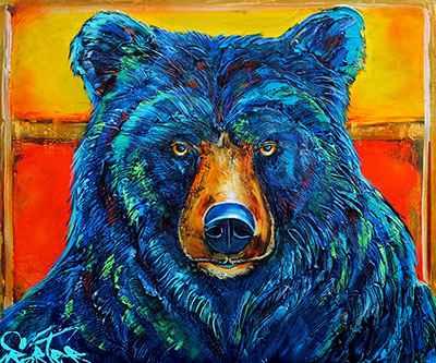 Bear  182752 by  Brian Porter - Masterpiece Online