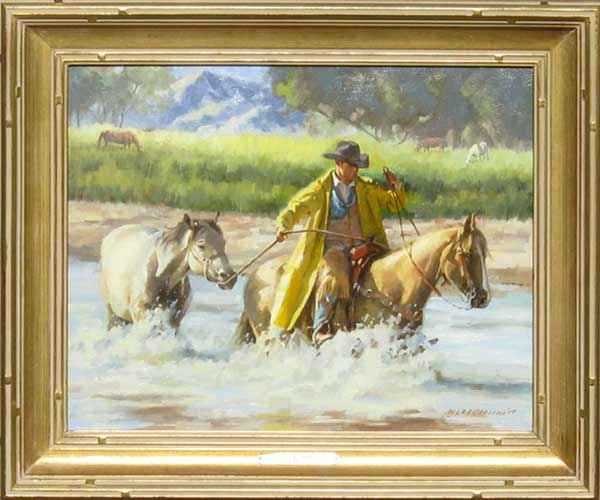 Up A Creek by  Rick McCollum - Masterpiece Online
