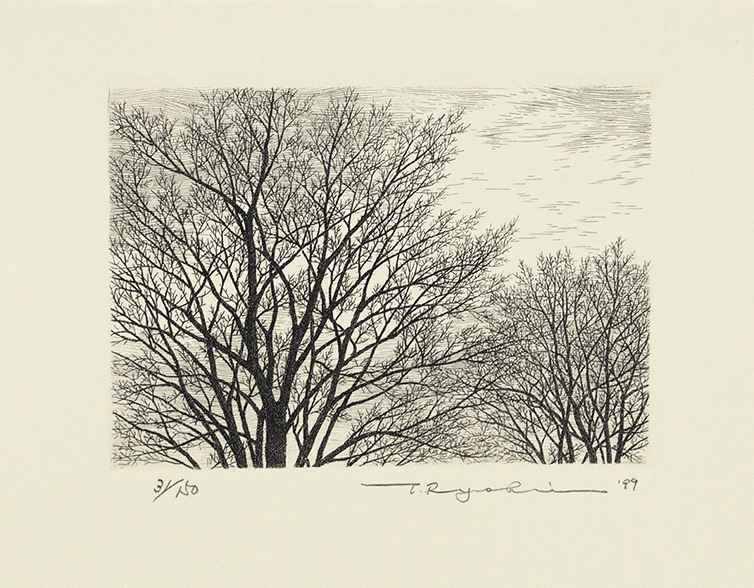 Winter Tree by  Ryohei Tanaka - Masterpiece Online