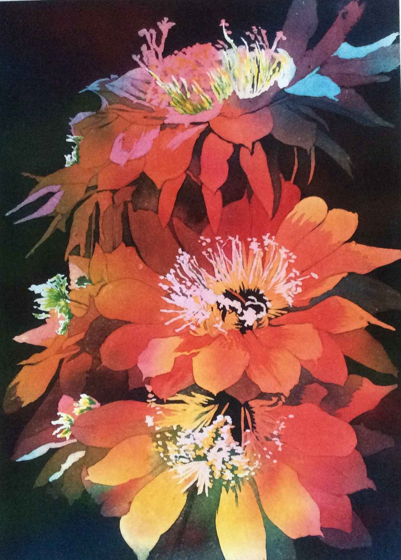 In Full Bloom by  Mary Bubla - Masterpiece Online