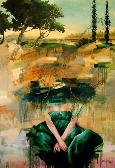 VANISHING VISTAS by Mr. JOHN DAWSON - Masterpiece Online