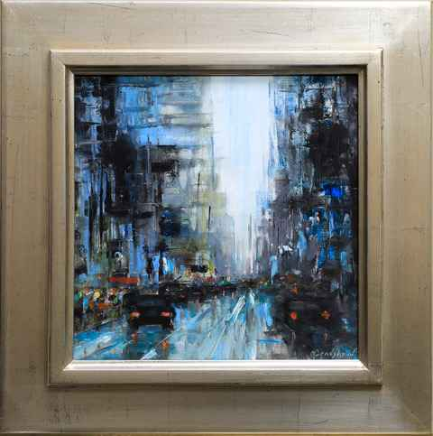 Night Out by  Bob Bradshaw - Masterpiece Online