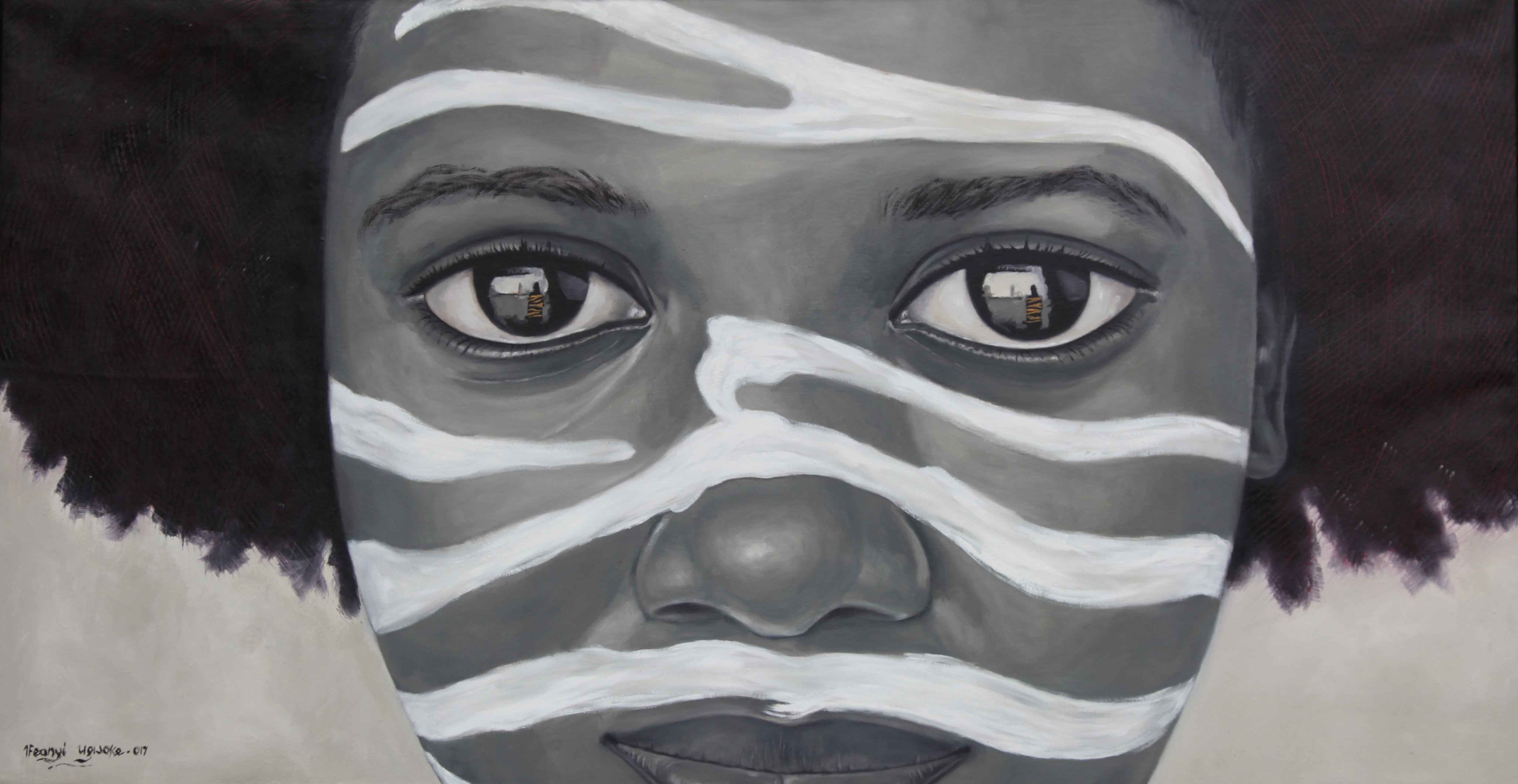 Zebra Problem II by Mr Ifeanyi Ugwoke - Masterpiece Online
