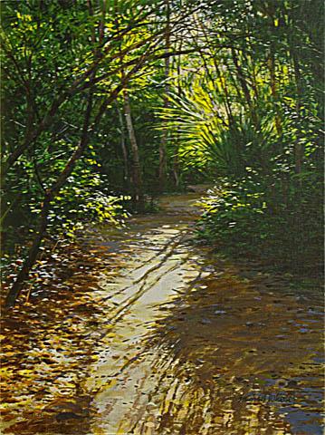 Everglades Path by  Michael Wheeler - Masterpiece Online