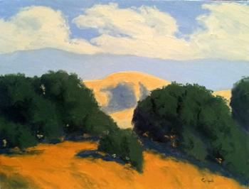 Hillside by  Donald  Craghead - Masterpiece Online