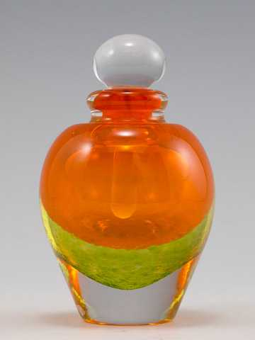 Perfume/Round Orange/... by  Laurie Thal - Masterpiece Online